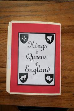 Kings ne queens lapbook