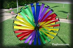 Watch our large #spinner in action!