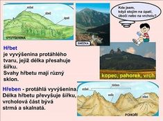 POVRCH KRAJINY :: Béčko-Tc School, Children, Ideas, Young Children, Boys, Kids, Thoughts, Child, Kids Part