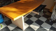 Table to Desk Conversion