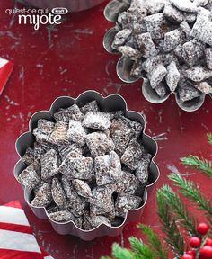 You might need to make a double batch of this festive favourite sweet treat. Flavoured with peanut butter and chocolate, our Reindeer Munch snack mix is perfect for gift-giving (if you can bear to give it away! Holiday Baking, Christmas Baking, Chex Mix Recipes, Christmas Treats, Christmas Holiday, Christmas Decor, Christmas Entertaining, Edible Gifts, Appetizer Recipes