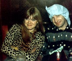 John Deacon and Veronica Tetzlaff (his wife) Brian May, John Deacon, Veronica, We Are The Champions, Roger Taylor, Queen Photos, We Will Rock You, Queen Freddie Mercury, Memes
