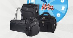 Win TravelPro Luggage from Bentley