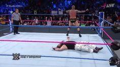 Luke Harper returns to WWE SmackDown Live TONIGHT to face Randy Orton and Kane alongside Bray Wyatt!