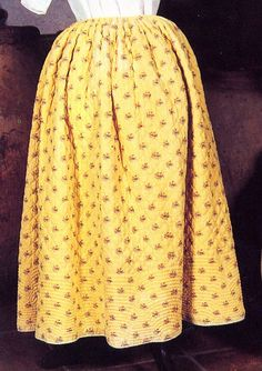 Excellent article attached to this image, Quilted Garments in the Provencal Costume - Folk Costume & Embroidery