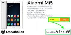 La última oferta del Xiaomi Mi5 [Actualizado mayo 2017] - http://ift.tt/2ldbZK7