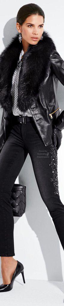 Madeleine White Fashion, Leather Fashion, Madeleine Fashion, Autumn Winter Fashion, Fashion Fall, Fashion Wear, Winter Style, Street Fashion, Elegant Outfit