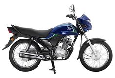 The motorcycle production and sales subsidiary of Honda in Nigeria, the Honda Manufacturing (Nigeria) Ltd introduced the new CG110 motorcycl...