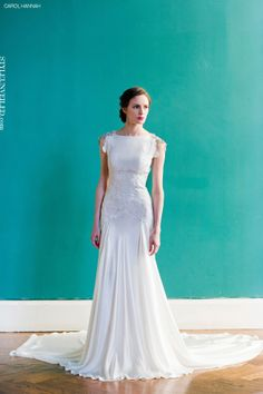Carol Hannah Pemberley wedding gown, available at Something White, A Bridal Boutique Wedding Dress 2013, Amazing Wedding Dress, Modest Wedding Dresses, Wedding Attire, Wedding Gowns, Bridal Gown, Lace Wedding, Lace Bride, Spring Wedding