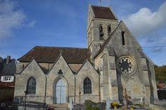 Église Saint-Pierre te Chaillevois (Aisne 02)