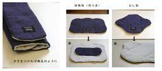 布ナプキン (デザイン・パターン sion asato)【無料DL】