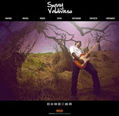Sunny Valdivieso es un carismático compositor, cantante y guitarrista nacido en Ica - Perú. Lleva 20 años haciendo música, viajando por todo el mundo llevando alegría con su singular manera de ver la vida