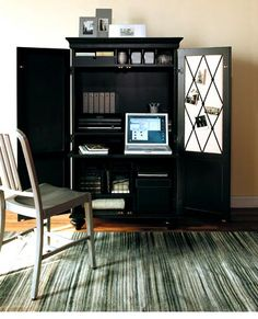 i think if i donu0027t have a closet to spare in the new house i could go with a laptop armoire cabinet this is a michael scott furniture design