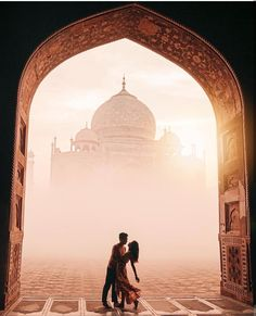 Travel couple goals created by ↡ Made at the Taj Mahal, India and . - Most Beautiful Places in the World Couple Photography Poses, Travel Photography, Wedding Photography, Beautiful Hotels, Beautiful Places, Travel Pictures, Travel Photos, Taj Mahal, Destinations