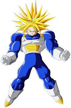 super trunks | Super Trunks - Dragon Ball Wiki