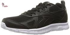 Reebok supreme run MT Hommes US 11.5 Noir Chaussure de Course - Chaussures reebok (*Partner-Link)