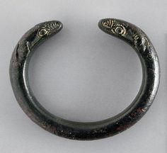 Bracelet Western Iran, circa 1000-650 B.C. LACMA