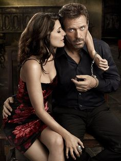 Hugh Laurie, Lisa Edelstein, House, M.D.