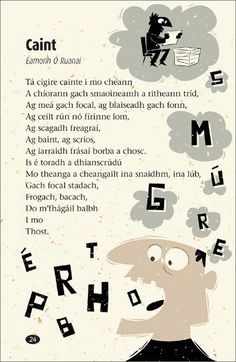 Poetry Book by Peter Donnelly, via Behance
