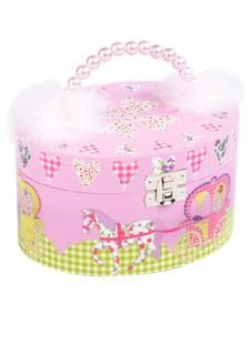 This range is certainly fit for any Princess. This musical box plays the theme to Romeo and Juliet. Dimension: X X Category: Pretty as a Princess Musical Jewelry Box, Romeo And Juliet, Jewellery Box, Musicals, Lunch Box, Princess, Products, Jewelry Case, Jewel Box