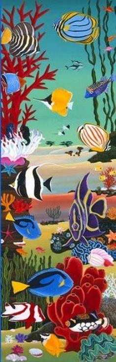 Raul del Rio ~ Coral Reef