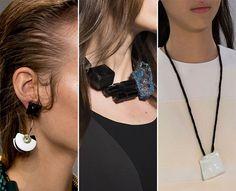 Spring/ Summer 2015 Jewelry Trends: Natural Stones Timothy John New York NECKALCE 2015 TREND LUXURY HOT GLAMOROUS