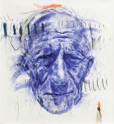 Andy Quilty - Dadro Biro Drawing, Unusual Art, Gcse Art, Mark Making, Public Art, Book Art, Graphic Art, Street Art, Art Gallery