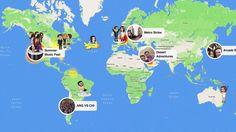 O Snap Map está a fazer furor entre os utilizadores da rede social Snapchat. Mas junto de alguns também está a levantar questões de privacidade.