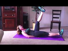 Transverse Abdominal Exercises - YouTube