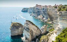Träumen und Tanzen: Postkarte aus Korsika