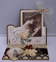 Love this easel card