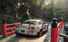 Garage 41 : Nissan