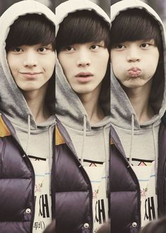 SUNGJAE FROM BTOB KPOP ~ this is my second time like young korean star. This guy really. If he got the first leading actor in one big drama, I bet it will be as great as Park Yoochun in Rooftop Prince! Sungjae And Joy, Sungjae Btob, Im Hyunsik, Yongin, Born To Beat, Big Drama, Park Bo Gum, Korean Star, Cube Entertainment