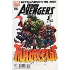 DARK AVENGERS #175 | Marvel Comics | 2012-2013 | VOLUME 2 | The Recycled Find