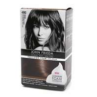 John Fried Foam Color in Chocolate!  So much easier to use than regular color, covers all the gray, doesn't stink and washes out easily!