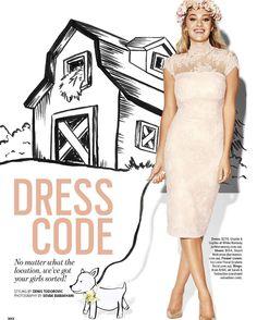 Our Blush Harmony Dress in @cosmobride styled by @stylebydeni #whiterunway #cosmobride #bridesmaids #weddingfash #weddingmagazine