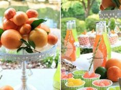 CITRUS DINNER PARTY {THEMED PARTY IDEA} – GIGGLES GALORE
