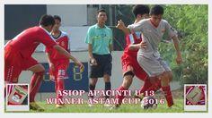 ASTAM CUP 2016 ASIOP APACINTI  JUARA 1 KATEGORI U 13