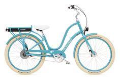 Vélo à assistance électrique Townie Go Femme - ELECTRA - BHV / MARAIS dans la boutique Vélo !
