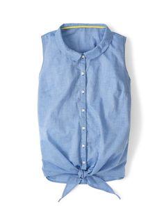 Boden Evelyn Shirt. #SS15