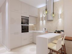 Apartment for a Student in Kiev by Mooseberry design (5)