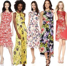 We love the summer fashion trend for Uplifting and colorful prints. Dress yourself happy! Summer Fashion Trends, Bridesmaid Dresses, Wedding Dresses, Are You Happy, Must Haves, Hair Makeup, Colorful, Summer Dresses, Beauty