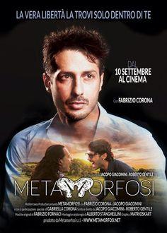 """""""Metaforfosi"""", il ritorno di Fabrizio Corona http://isa-voi.blogspot.it/2015/09/metaforfosi-il-ritorno-di-fabrizio.html"""