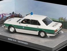 BMW 518 Diecast Model Car from James Bond Octopussy @ niftywarehouse.com #NiftyWarehouse #Nerd #Geek #Entertainment #TV #Products