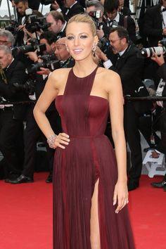 Pin for Later: Blake Lively Se Prépare Pour le Festival de Cannes