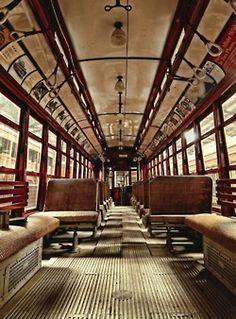 notesondesign:  ridin the train