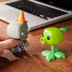 Plants vs. Zombies – Figuras de Vinil | Garotas Nerds