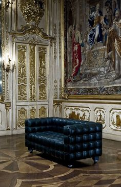 Palazzo Clerici Interior, Milano .Italy