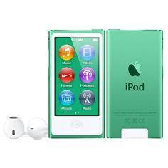 Odtwarzacz APPLE iPod nano 7Gen Zielony