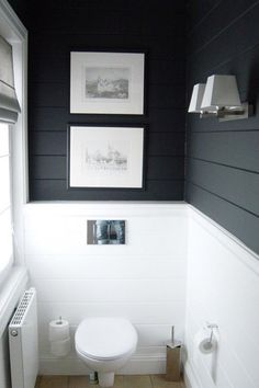 New Takes on Traditional Bathroom Classics: Shiplap, Subway Tiles, Checkerboard Floors & More   Apartment Therapy